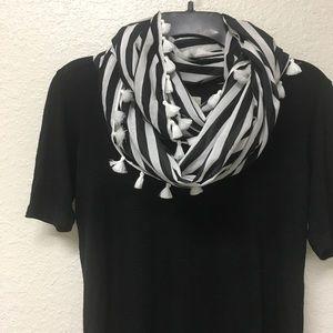 JCrew light weight infinity scarf